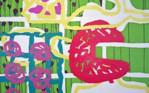 Electrostatic Painting Arts Rental